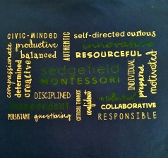 SM word cloud tshirt