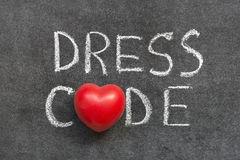 dress-code-phrase-handwritten-blackboard-heart-symbol-o-53690366